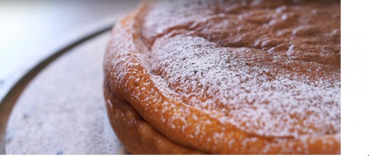 """Cómo preparar una deliciosa """"tarta mágica"""" fácilmente"""