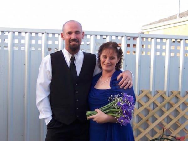 5 Años después de una boda perfecta, este hombre no era capaz de reconocer a su mujer