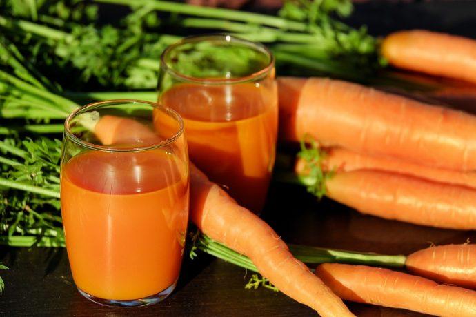que ocurre en nuestro cuerpo cuando tomamos zumo de zanahoria diariamente 1483530842