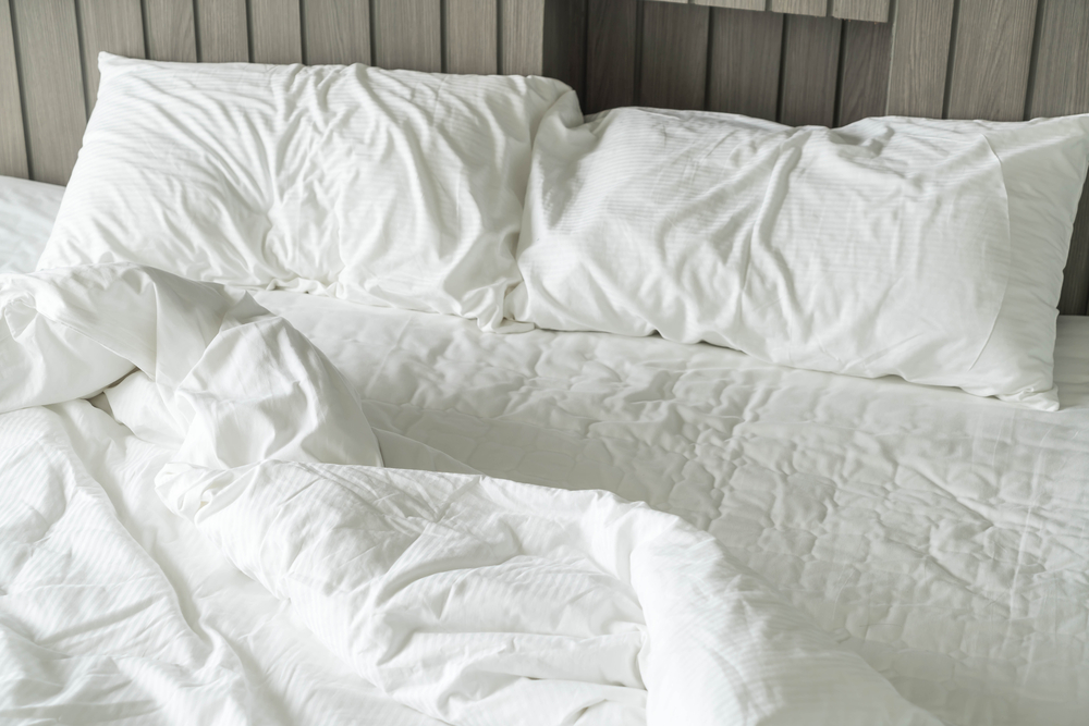 5 Cosas que le ocurren a tu cuerpo cuando pasas más tiempo de la cuenta con las mismas sábanas