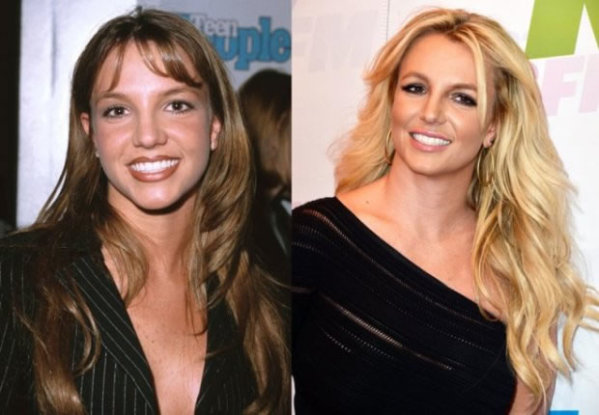 10 Famosos que evolucionaron en apariencia
