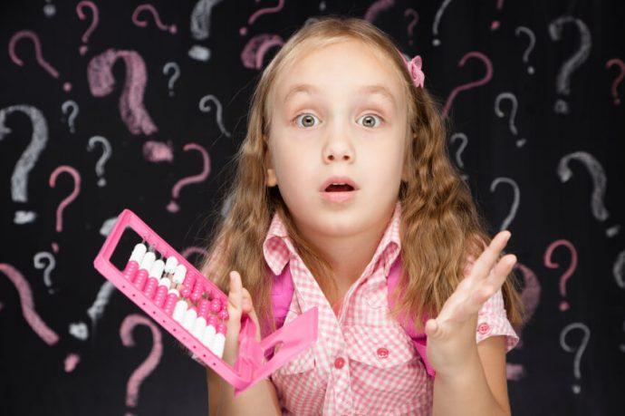 11 Curiosidades sobre la Discalculia o Trastorno Matemático