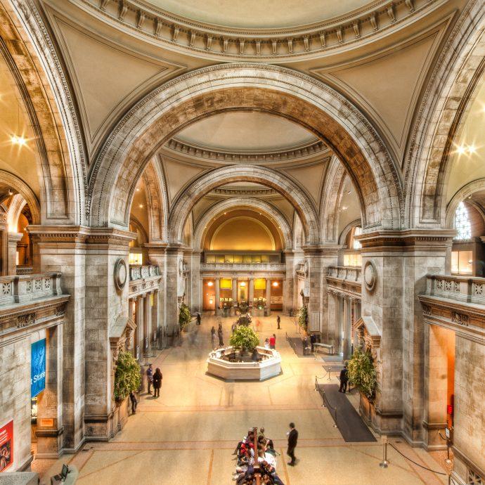 12 Grandes museos que puedes visitar online