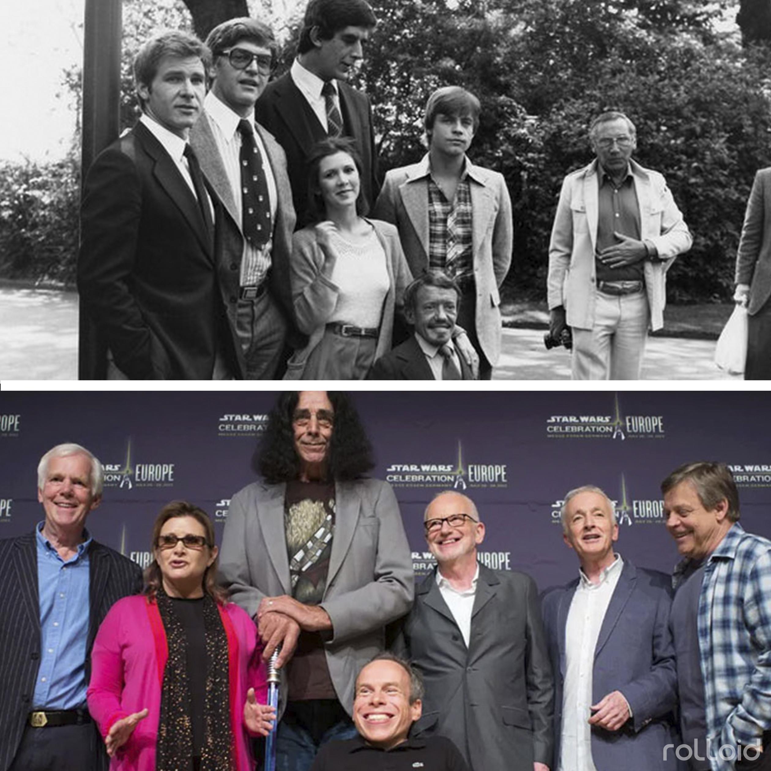 15 reencuentros sorprendentes de actores de peliculas exitosas vaya cambios 06