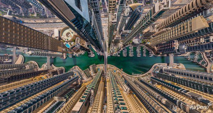 20 Ciudades que probablemente no hayas visto desde esta perspectiva