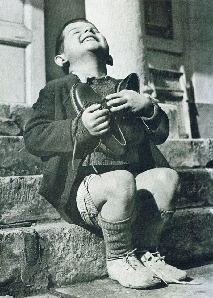 14 fotografías antiguas que nos conmueven y nos hacen ver lo felices que eran antaño.