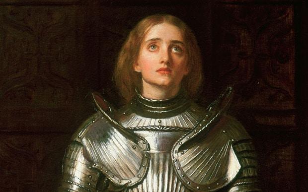 9 Mujeres guerreras que dejaron huella en la historia