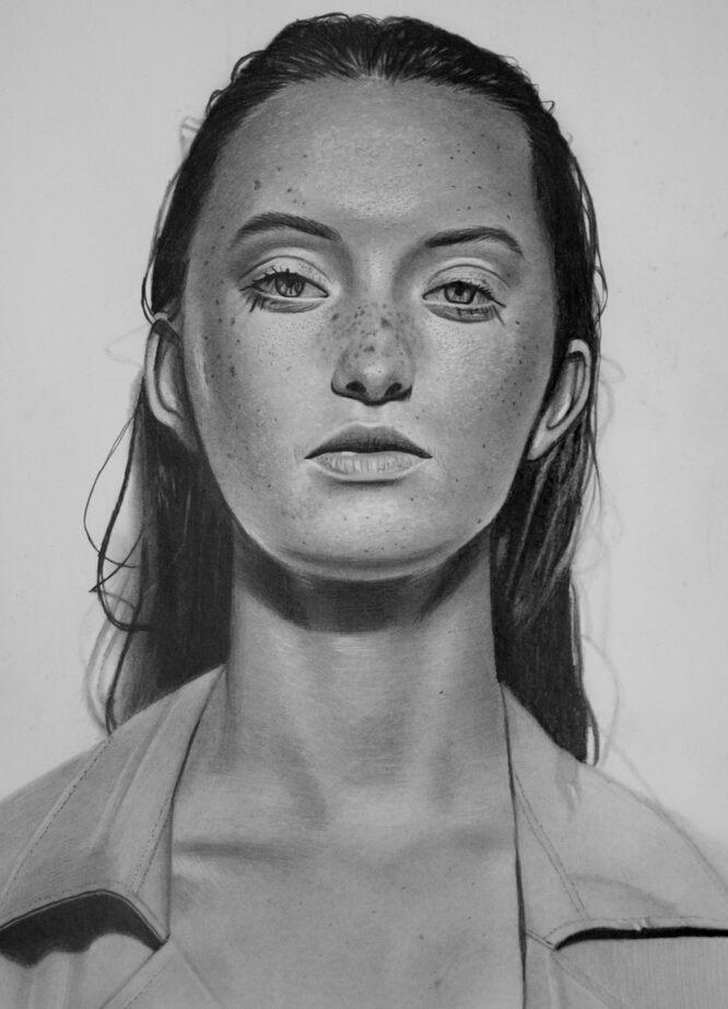 Marius Kedzierski, a pesar de no tener brazos, se ha convertido en un artista de renombre mundial