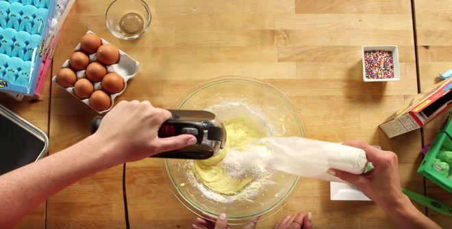 Cómo preparar adorables galletas de Pascua para el Domingo de Resurrección