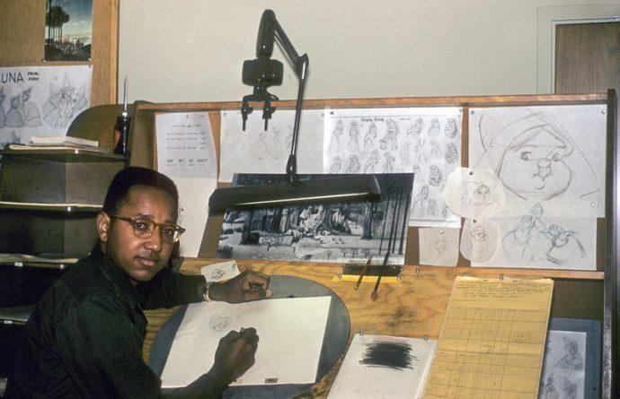 El primer animador afroamericano de Disney aún sigue en el estudio.