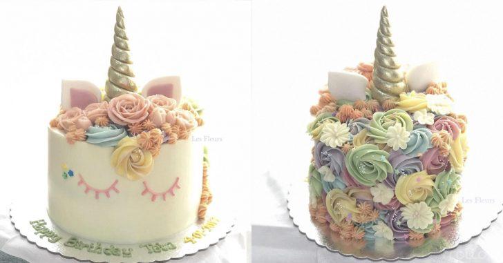 esta tarta de unicornio no es lo que esperaban para el cumpleanxxos 01