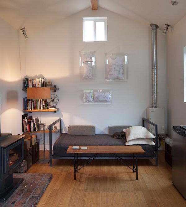 Cómo transformar un viejo garaje en una mini casa de ensueño según Michelle de la Vega