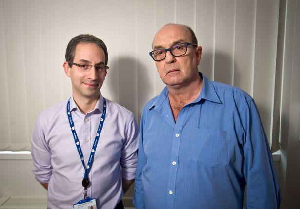 Hombre con una esperanza de vida de 18 meses consigue librarse del cáncer gracias a un nuevo medicamento