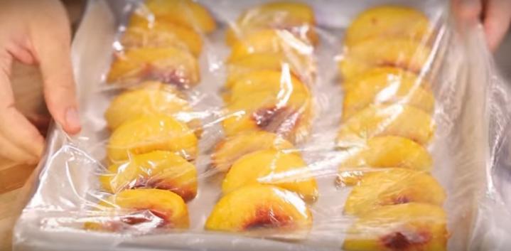 Este truco te ayudará a conservar los melocotones con todo su sabor durante todo el año