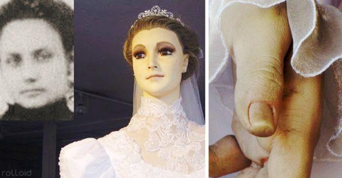 la pascualita maniqui novia cadaver banner