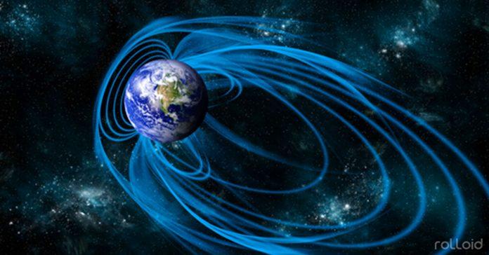 la tierra esta muy cerca de invertir sus polos magneticos banner