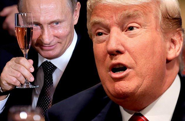 Los 10 secretos más oscuros de Donald J. Trump