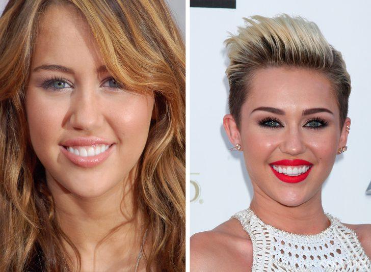 10 transformaciones de famosos que nunca creerias 10