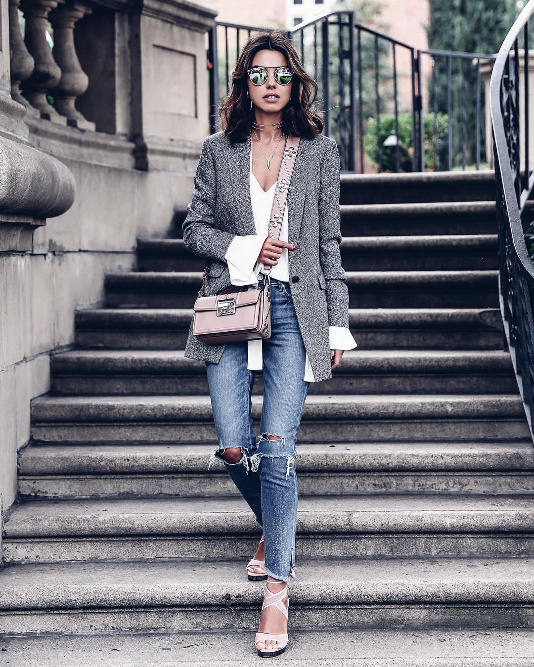 15 Ideas de Looks y Outfits básicos con los que siempre acertarás