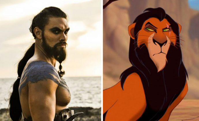 20 Personajes de Disney que existen en la vida real