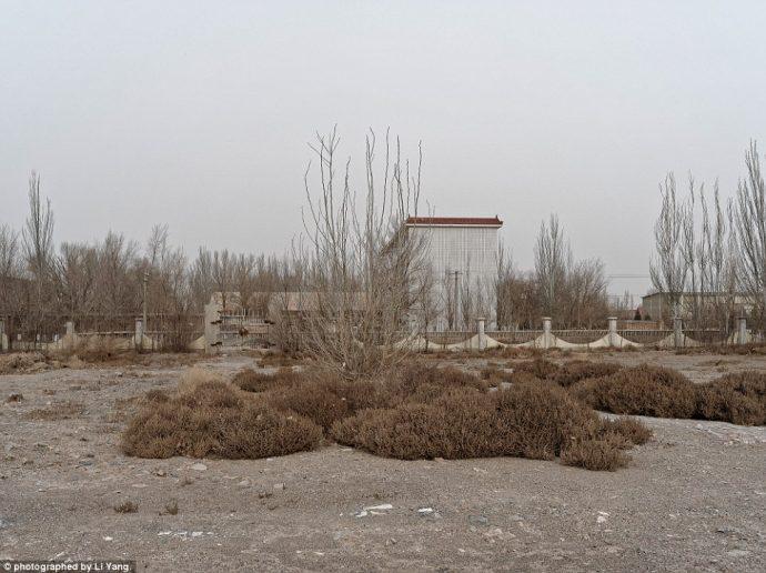 """""""404"""", La ciudad China que no aparece en los mapas"""