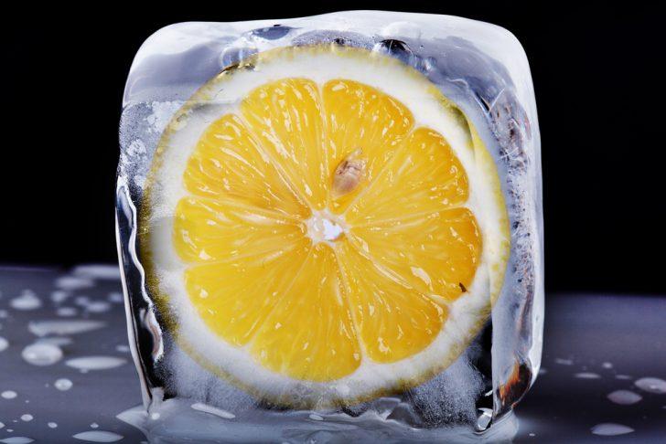 Combate la obesidad, los tumores y la diabetes con limones congelados