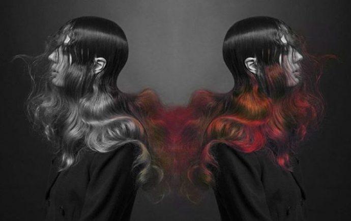 El primer tinte de cabello del mundo que cambia de color y reacciona a su entorno