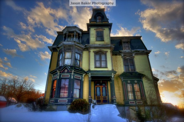 Esta casa de 1875 es una ganga pero esconde un terrible secreto