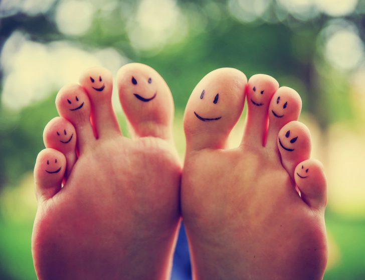 Este truco ayudará a que tus pies estén mejor que nunca