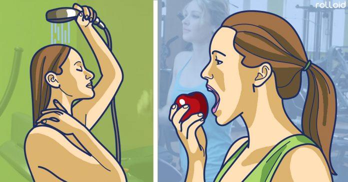fallos errores cometes despues entrenar hacer ejercicio banner