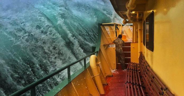 ferry wave haig gilchrist australia fb