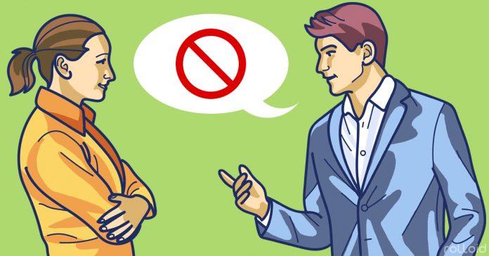 frases prohibidas conversacion banner