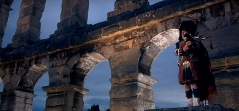 Una versión de Amazing Grace cantada por Il Divo