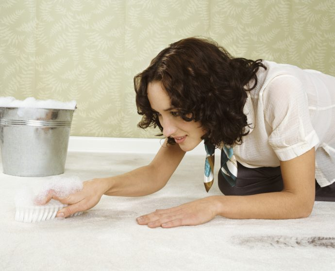 La ansiedad hace que la gente limpie de forma obsesiva