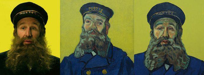 La primera película pintada al oleo da vida a los cuadros de Van Gogh