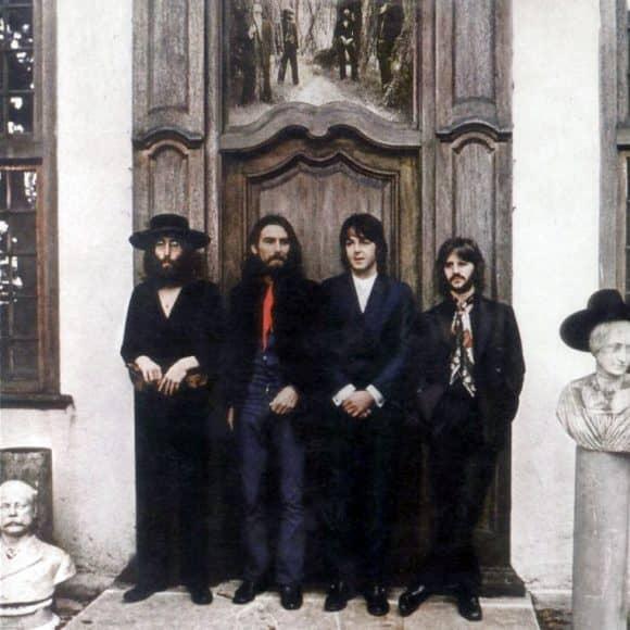 Esta fue la última sesión de fotos de los Beatles