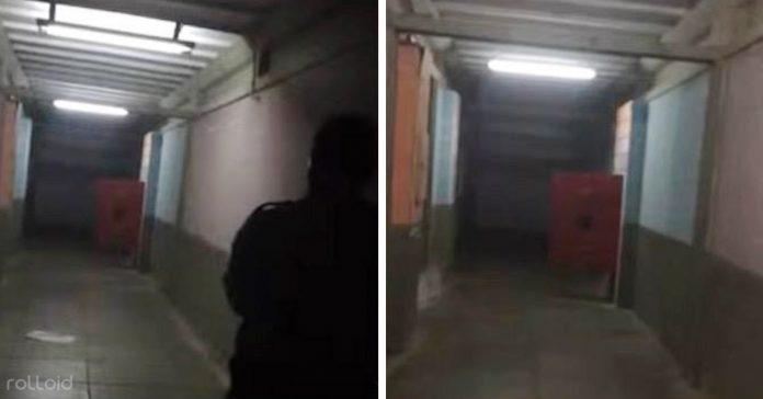 terrorifica puerta morgue con vida propia banner