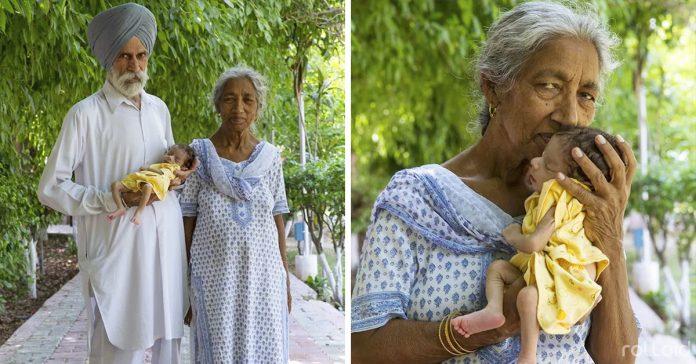 una mujer de 72 anos da a luz a un bebe completamente sano banner