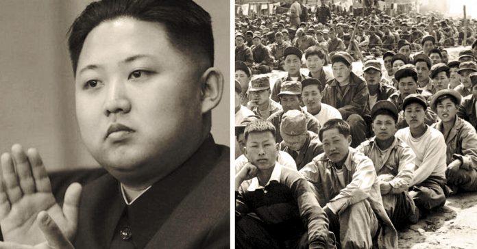 11 cosas pena muerte korea prohibidas banner