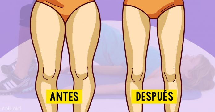 como tonificar piernas casa y en 10 minutos banner