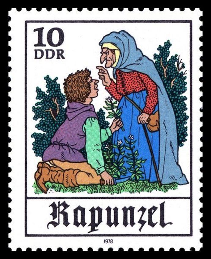 Descubre el verdadero origen de Rapunzel no apto para niños