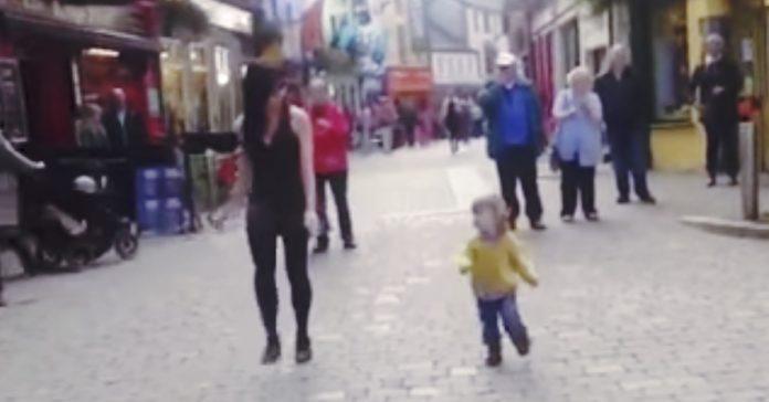 una nina se une bailarina irish dance banner