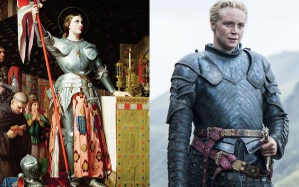 10 personajes de juego de tronos inspirados en la vida real 138164