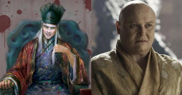 10 personajes de juego de tronos inspirados en la vida real 138172