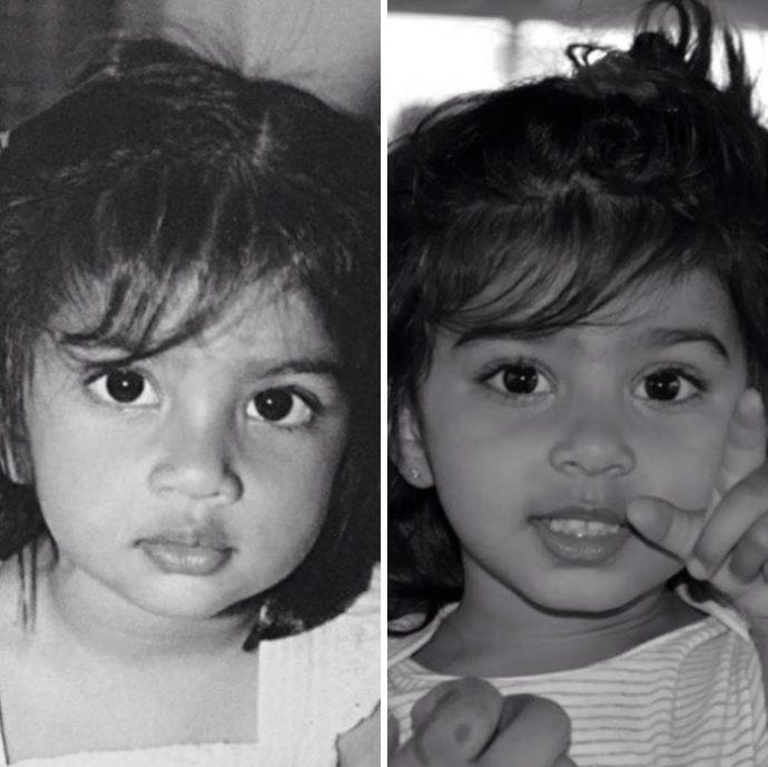 20 fotos que demuestran que los hijos son versiones idénticas de sus padres