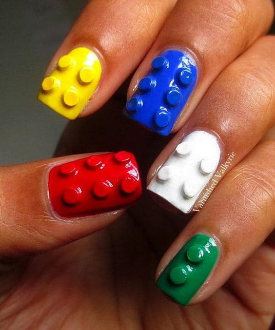 6 Diseños de uñas que dan definitivamente mucho de qué hablar