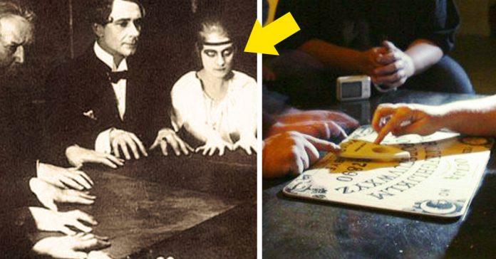 9 secretos sobre la ouija banner