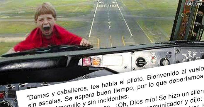 anecdotas divertidas pilotos aerolineas azafatas banner