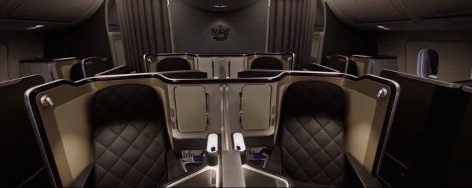 Así es la Primera Clase de los aviones más lujosos del mundo