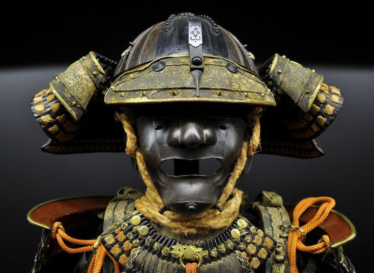 El ritual de un Samurai para hacer caca